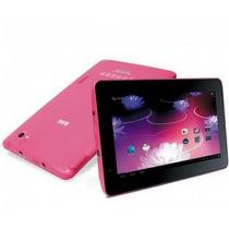 Tablet Bak Ibak-789mi Tela 7 Lcd 12.1 Mp Novo Rosa