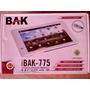Tablet Ibak-775 Tela De 7