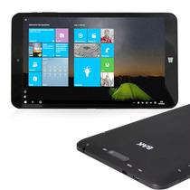 Tablet Bak W8010 Windows 10 Quad Core 1gb Ram Bluetooth Novo