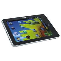 Tablet Bak Ibak 869 Tela 8 3g Wifi 12.1mp Preto Novo