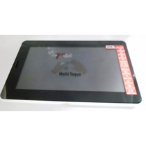 Tablet Bak Ibak-789mi Tela 7 Lcd 12.1 Mp 3g Novo Branco