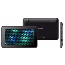 Tablet Cce Ts72 C/ Tela 7 ,8gb,câmera 2mp,wi-fi, Android 4.1