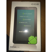 Tablet Cce T935 Android Tela 9 4gb Câm Fronta/traseira Wifi