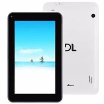 Tablet Dl I-style Plus Com Tela De 7, 8gb, 2 Câmeras, Wi-fi