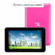 Tablet Dl Eagle Plus C/tela 7 ,4gb, Wi-fi,câmera Android 4.4