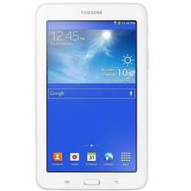 Tablet Samsung Galaxy Tab 3 Wifi + 3g Branco Frete Grátis