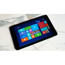 Dell Venue 8 Pro Intel Z3740d Quad Core 2gb Ram Windows 8.1