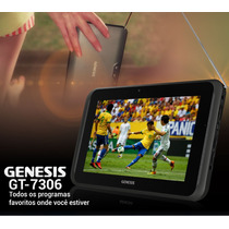 Tablet Genesis 7306 Tv Digital+ Hdmi + Dualcore 8gbhd 1gbram