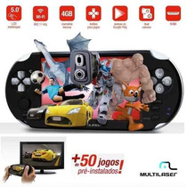 Tablet Gamer Tipo Psp 4gb -wifi/hdmi 150 Jogos