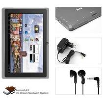 Tablet Ibak-7200 Capacitiva 7 Android 4.0 - 4gb Grava Video