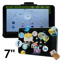 Tablet Foston Fs-m3g796gt Android Tv Gps Celular 2 Chips 3g