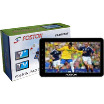 Tablet Foston Fs M791at Tv Digital, Tela 7 , 3g Dongle , And