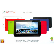 Tablet Foston 3d 7 Android 4.0 3g 4gb Fs--m787- Pronta Entre