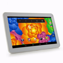 Tablet Ztc Dual Core 1.4 Gh Android 4,2 ,4gb Aceita 3g Branc