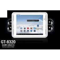 Tablet Genesis 8 8gb 3g Dongle Bt2.1 Wi-fi Tv Digital Isdb