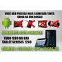 Tablet Genesis Gt 7250 3g Com Wi-fi É Celular É Máq. Fotog.