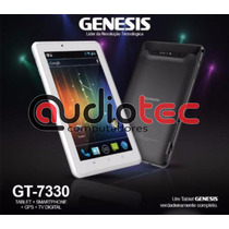 Tablet Genesis Gt-7330 Com Android 4.0 4gb Tela 7 Wi-fi 3g