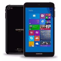 Tablet Genesis Gw7100 Windows 8.1 Intel Quadcore Com Teclado