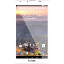 Tablet Genesis Gt-7327 /celular /tv /gps /wifi + Capa Grátis