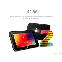 Tablet Orange Tb7080 Android 4.4 Tela 7 Grande Oferta !!!