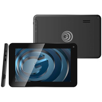 Tablet Gradiente C/ Tv Tb702, Dual Core 1.5ghz - Cinza