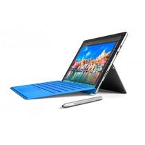 Microsoft Surface Pro 4 I5 256gb 8gb Ram + Typecover