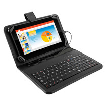 Tablet M7s Quad Core + Tecladomultilaser Nb196