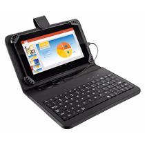 Tablet Multilaser M7s Quad Core Android 4.4 + Teclado + Case