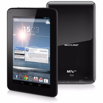 Tablet Multilaser M7 Android 4.2 Tela 7 - Wi-fi Frete Grátis