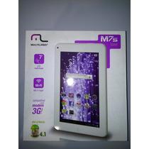 * Oferta * Tablet Multilaser Pc7 M7-s 4gb Wi-fi & 3g Tela 7