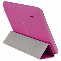 Tablet Supra + Case E Suporte Double Smart Cover Rosa - Nb18
