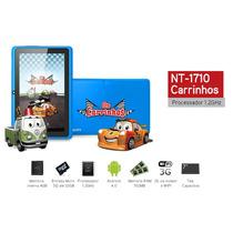 Tablet Navcity 7 Carrinhos Azul Wifi,android Melhor Preço Ml