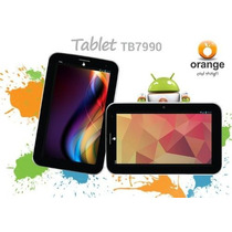 Tablet Orange Tb7990 2chip 3g 8gb Tv Radio Gps Bem+completo