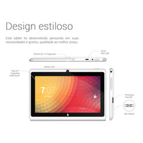 Tablet Orange Tb755 3g Wifi 4gb Android 4.2.2 7