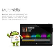 Tablet Orange Tb755 3g Wifi 4gb Android 4.2.2 Tela 7
