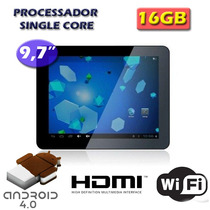 Tablet Titan 9701 - 9,7 1.0ghz 16gb Android 4.0 Wifi