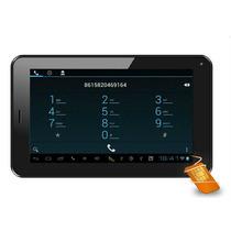 Tablet Android 3g 2 Chips Internos Função Celular = Ipad Tv