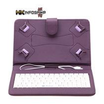 Capa Case Tablet 7 Polegadas + Teclado