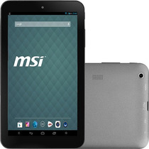 Tablet Msi Primo 73 Cinza 7´ Com Android 4.2, Allwinner A20