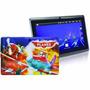 Tablet Disney Avioes 7240 8gb Wi-fi 7 Dual Câmera