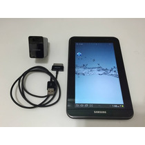 Tablet Samsung Galaxy Tab 2 7.0 Wifi 8gb Gt-p3113 (usado)