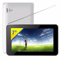 Tablet Dl Tp100 Com Tv Digital, Android 4.2, 8gb