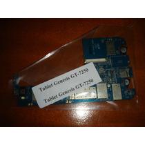 Placa Lógica Tablet Genesis Gt-7250 - Usado