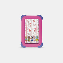 Tablet Kid Pad 7 8gb Dual Core Rosa Nb124 Multilaser