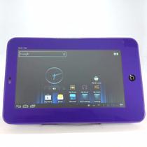 Tablet Bak Ibak-784   Android 2.2 Wi-fi 4gb Câmera   Roxo