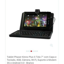 Tablet Phase Kinno Plus