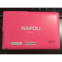 Tablet 7 Napoli Npl-797 - Rosa Pink - Novo - Frete Grátis