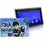 Tablet Disney Max Steel 8gb Wi-fi 7 Dual Câmera