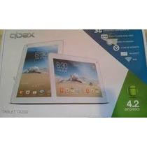 Tablet Qbex - Branco - Tx200 - 9 Polegadas