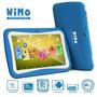 Tablet Android 4.4 Kitkat Crianças Prontotec Wimo 7 Em Andr
